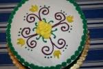 Cake decorating class shenanigans