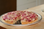 Salt-kissed Buttermilk Currant Tart
