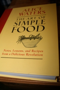 the art of simple food book cover