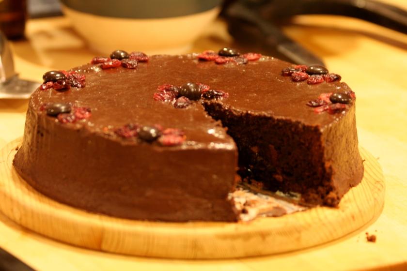 guts of pure chocolate