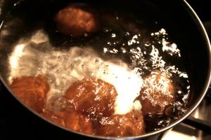 karelian pies eggs boiling