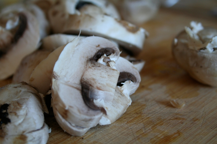 mushroom gravy mushrooms
