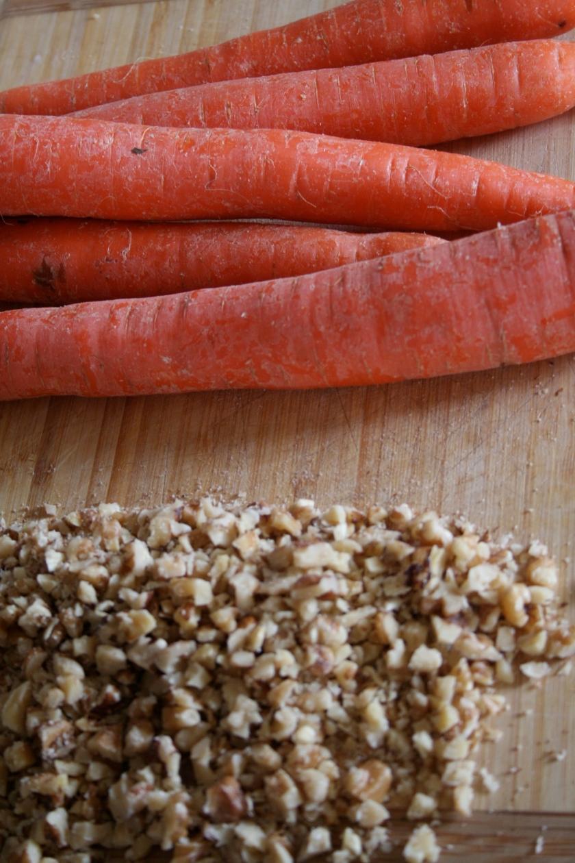 carrot cake carrots