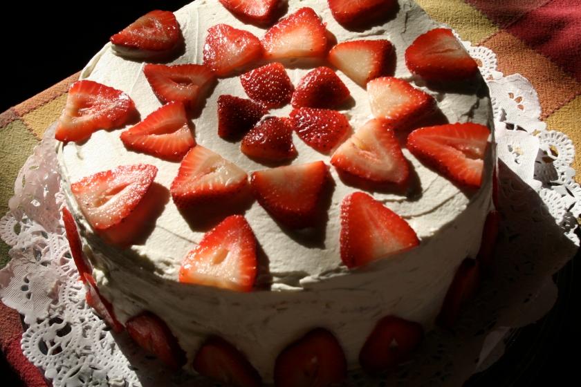 strawberry chiffon shortcake 8