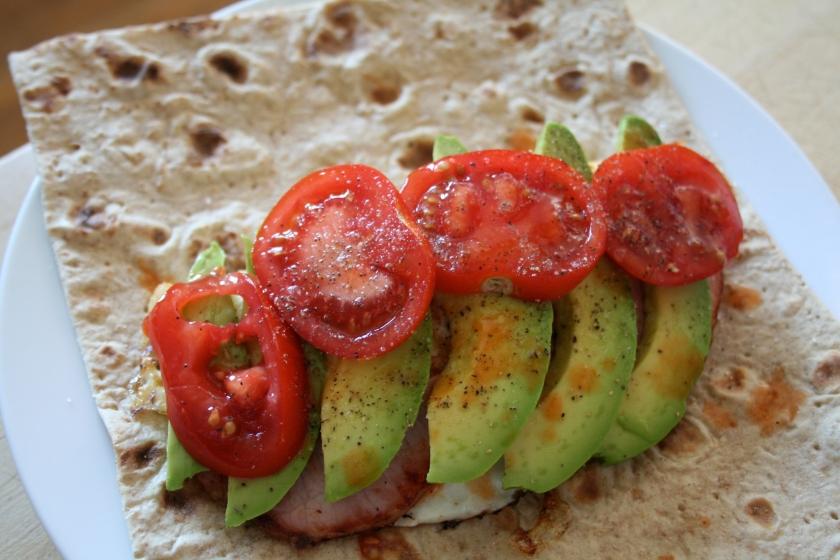 egg sandwich III 2