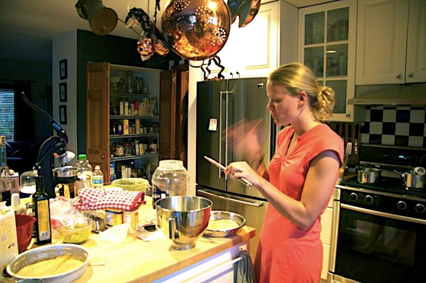 mango mousse cake 7