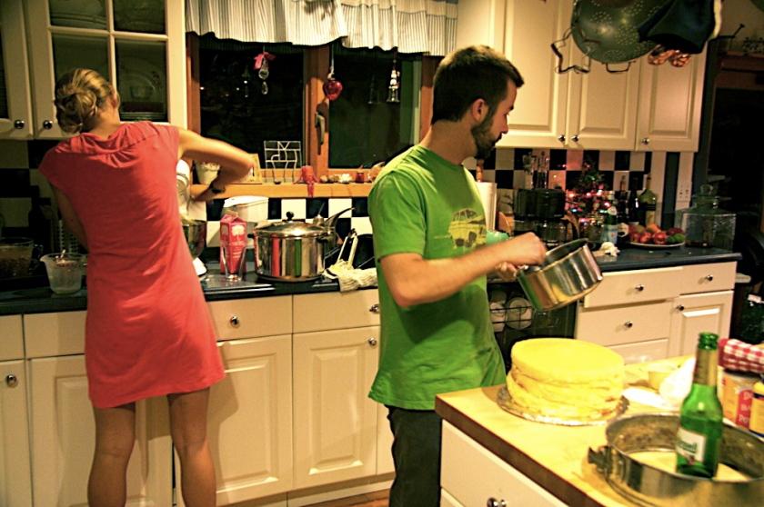 mango mousse cake 10