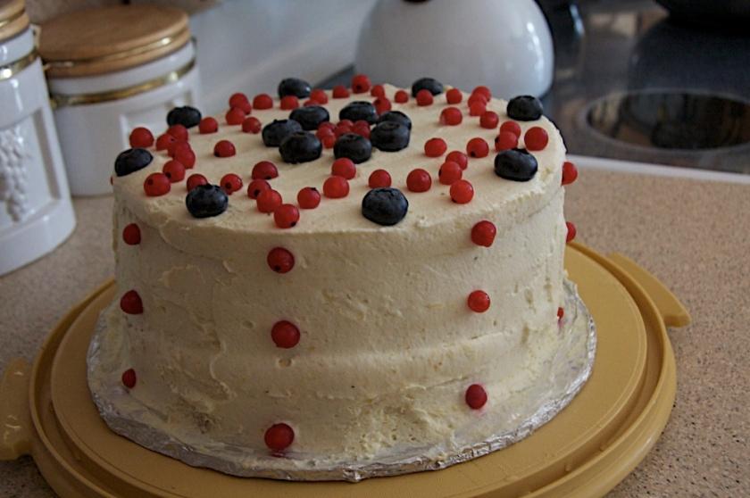 mango mousse cake 11