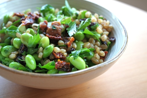 wheat berry salad 4