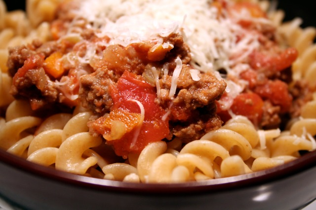 bolognese sauce 6