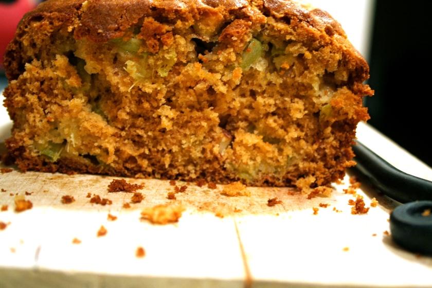 rhubarb bread 4