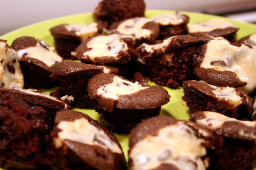 black bottom cupcakes 4