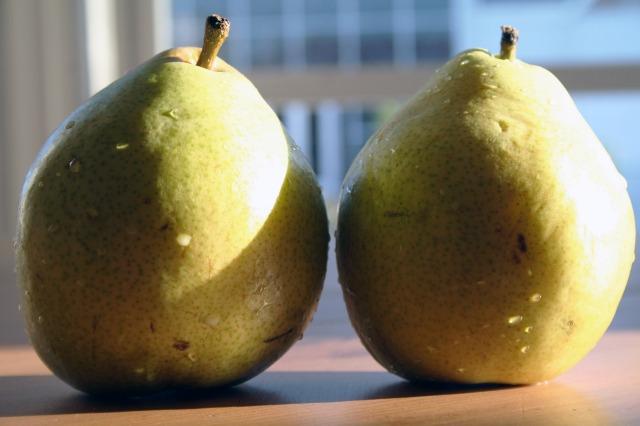 pear tart 1