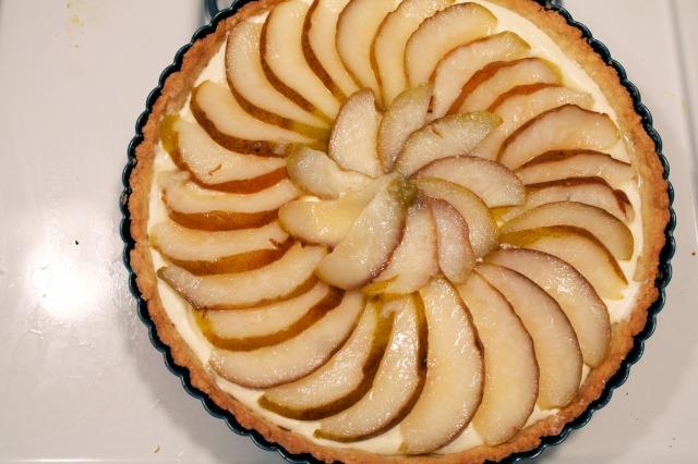 pear tart 4