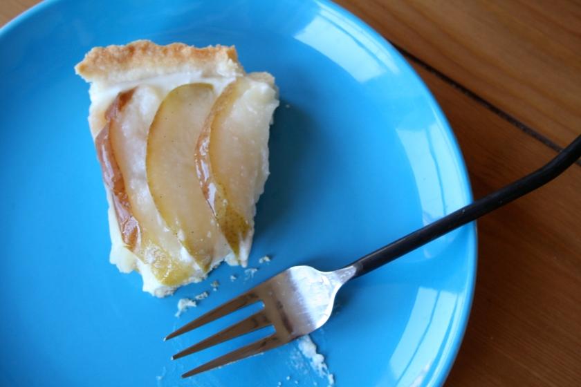 pear tart 5