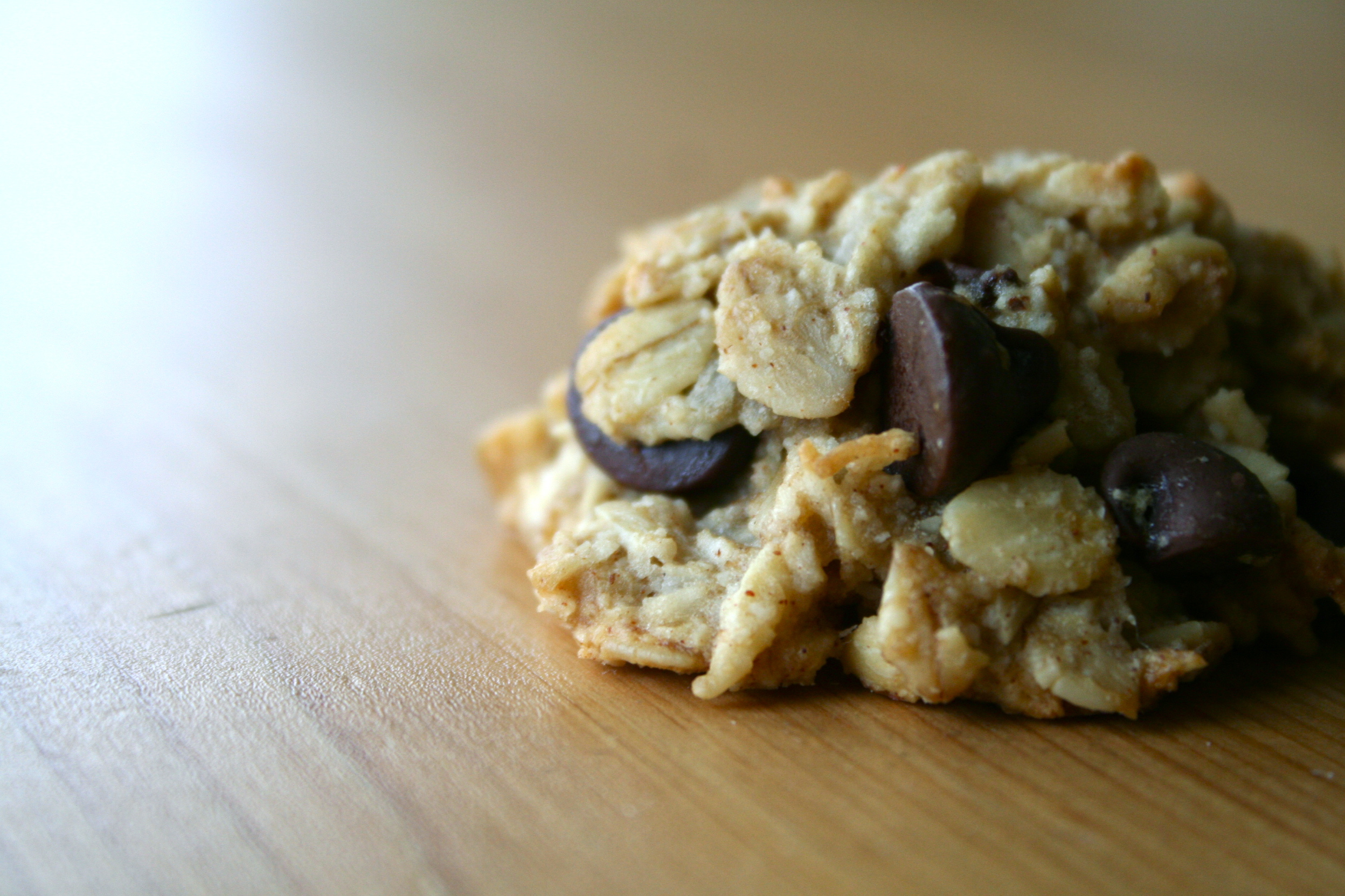 Nikki's Healthy Cookie Recipe